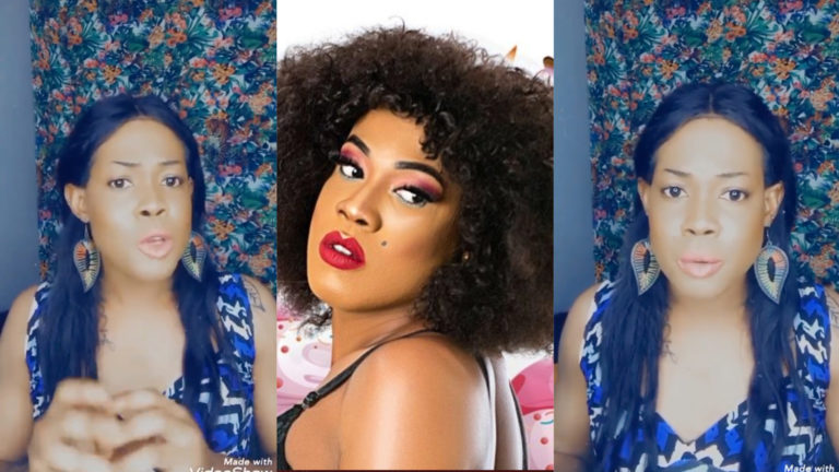 """""""Ghanaians did not appreciate my hit song 'Wo Fie"""" because they hate homosexuals"""""""" – Transgender artiste, Angel Maxinecries » ™"""