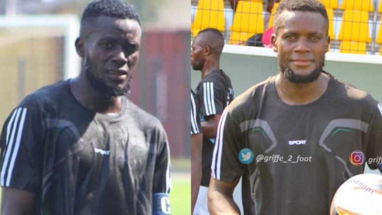Meet Georges Mfegue; Kotoko's new 24-year-old Cameroonian striker » ™