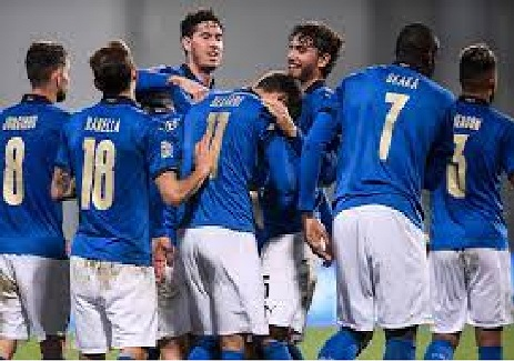 Italy Grab Nations League Bronze
