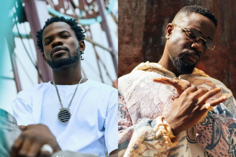 Fameye Appeals To Sarkodie To Release Their Collaboration That also Features Quamina MP And J Derobie