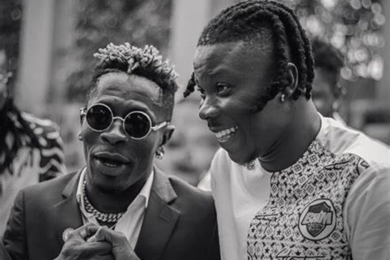 """""""The World Can't Wait For GOG""""-Stonebwoy Says He Celebrates Shatta Wale On His Birthday"""