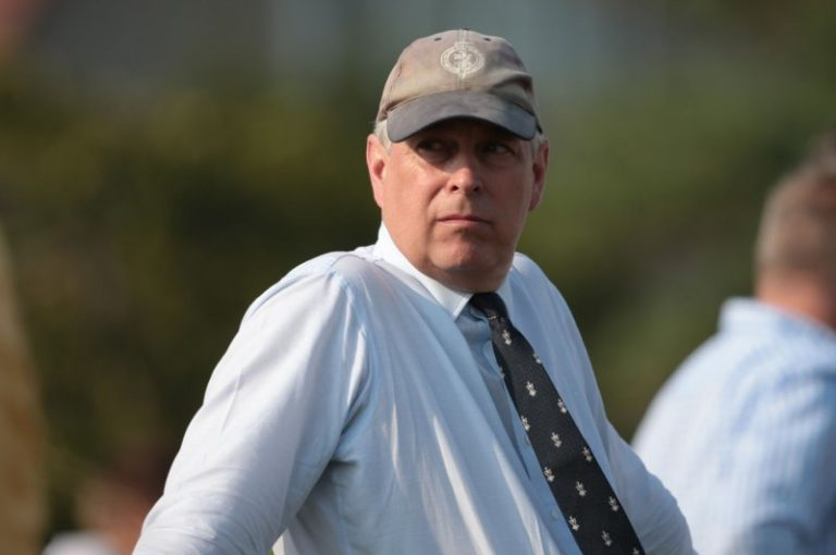 London police drops sex abuse investigation of Prince Andrew