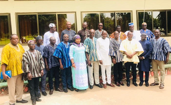 MMDCEs In Northern Region Sworn Into Office