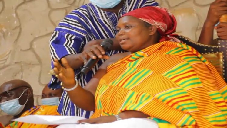Queen mother appeals to Akufo-Addo to make definite pronouncement on LGBTQ+