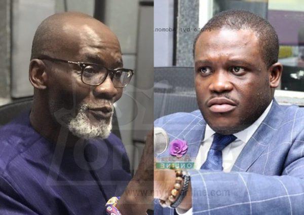 Otchere Darko proposes Sam George as NDC next presidential candidate