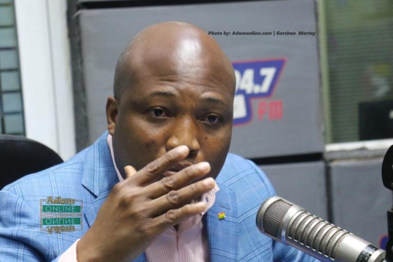 Okudzeto Ablakwa mourns as 'brother' passes on