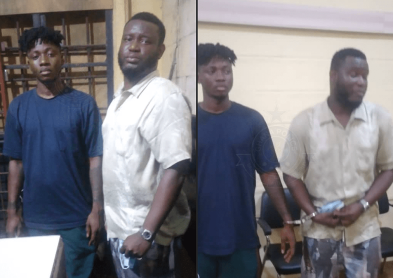 Two Members From Shatta Wale's Camp Arrested For Spreading False Info In Connection With Alleged Gunshot Attack On Shatta Wale