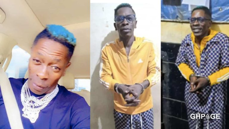 Shatta Wale wanted to run from the police – Source reveals