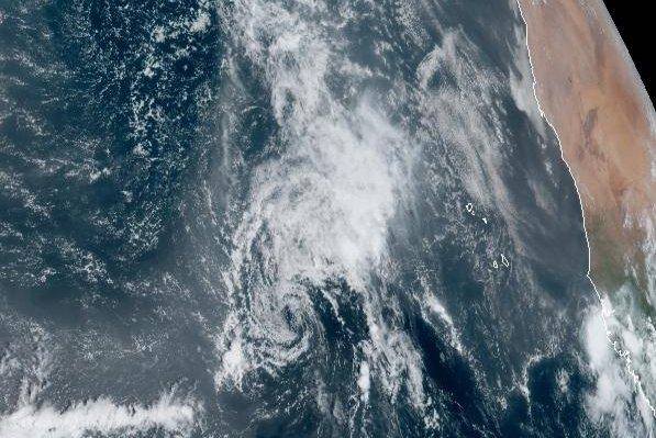 Tropical Storm Victor weakens in eastern Atlantic
