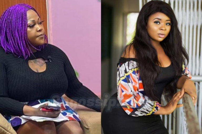 Adu Safowaa Exposes Mona Gucci, Shares Photo Of Her 4 Children And Old Photo Looking Unrecognized
