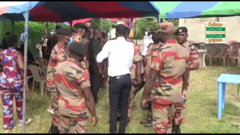 Fire Service officials visit family of colleague who died while on rescue…