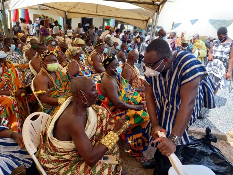 Council of State member delighted about creation of Guan District
