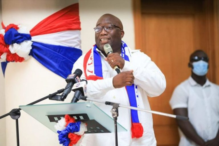 Why I won't declare my presidential ambition now – Joe Ghartey