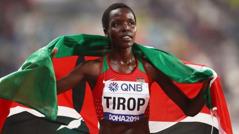 Kenya's top athlete murdered; husband arrested in connection