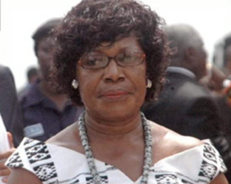 Funeral date for Ama Benyiwa-Doe announced