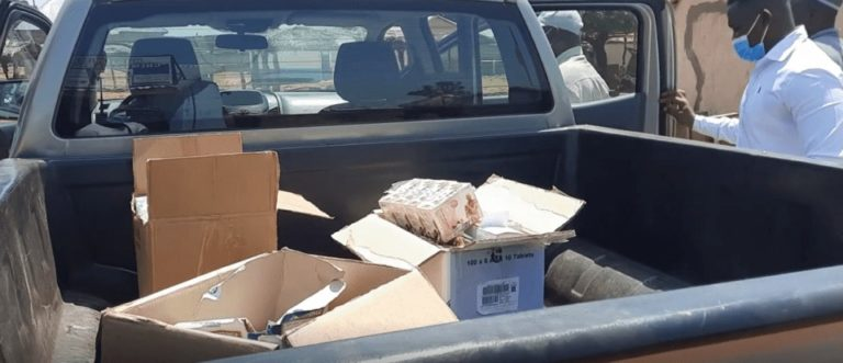 Staff of Nalerigu Baptist Medical Center, others caught selling contraband drugs