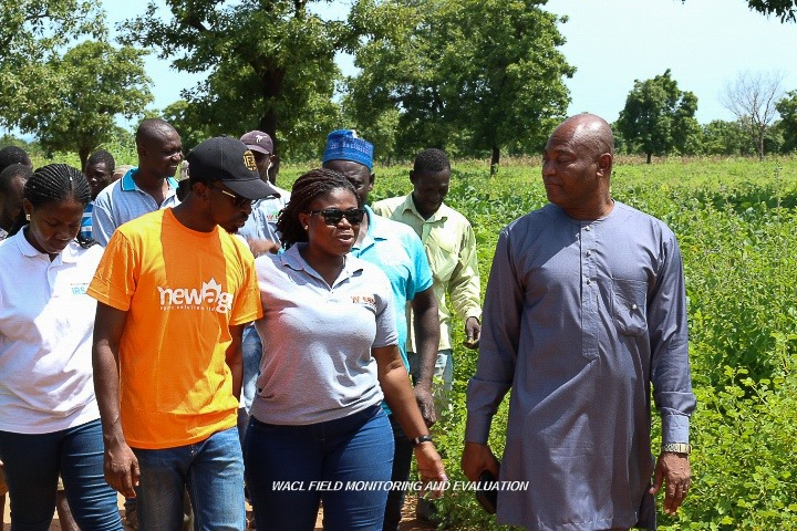 Witama Agribusiness embarks on 2021 production field monitoring and assessment