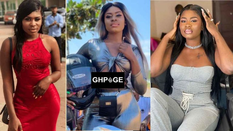 Yaa Jackson trolled for sharing indecent pictures on social media