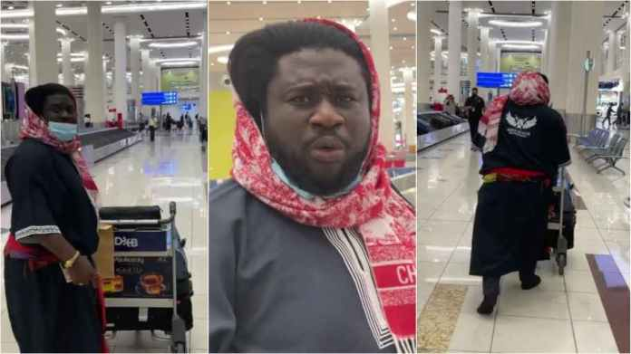 Bishop Ajagurajah mistaken for a 'mad man' in Dubai over his dressing (Watch) » ™