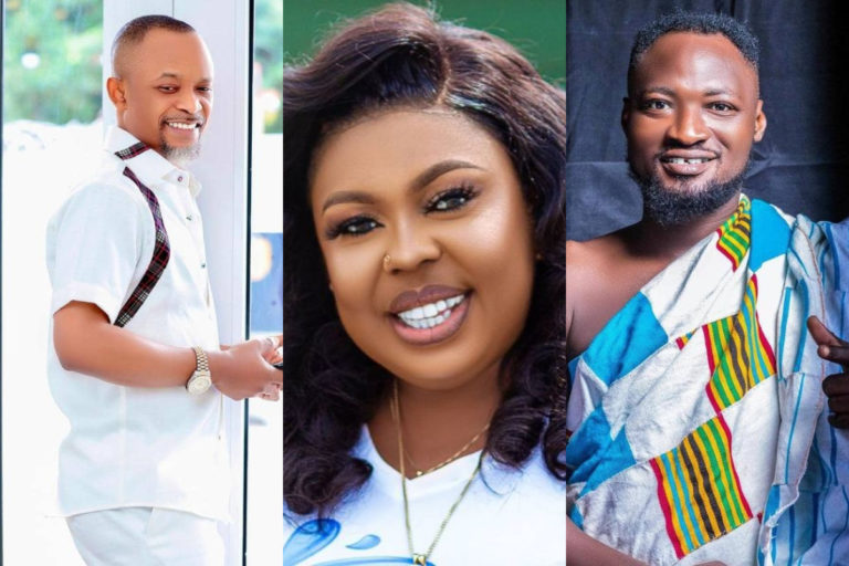 Afia Schwarzenegger Descends On Funny Face For Insulting Fadda Dickson And His Mother