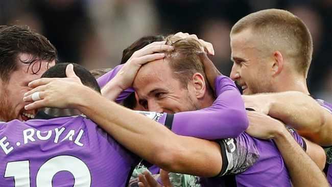 Harry Kane ends goal drought as Tottenham Hotspur beat Newcastle