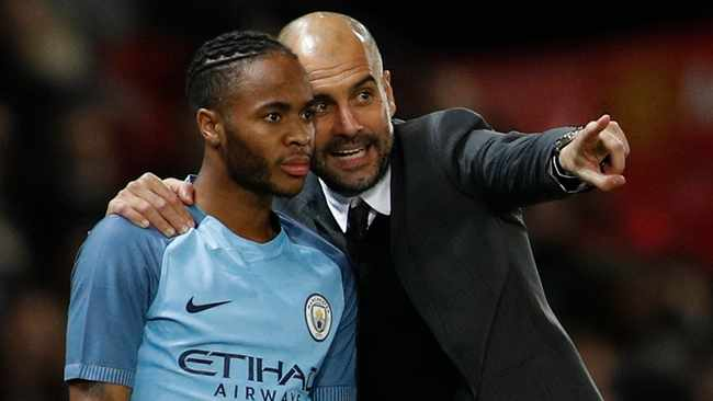 Pep Guardiola wants Raheem Sterling to stay and fight for Man City future