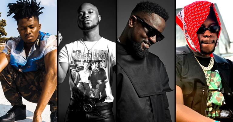 2021 Ghana  Awards UK- Fameye, Medikal, Shatta Wale grab award, see full list of winners » ™