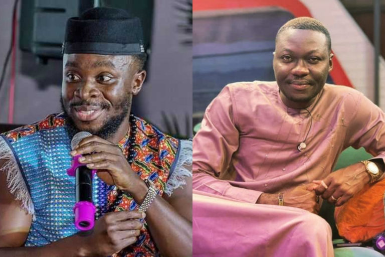 Arnold Asamoah Baidoo Slams Fuse ODG For Saying Ghanaians Should No Stress Themselves Over Grammy