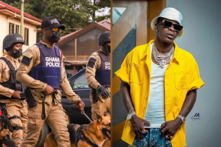 """""""I Came To Report Myself So Shut The F*ck Up""""-Shatta Wale Slams Police Over His Arrest"""