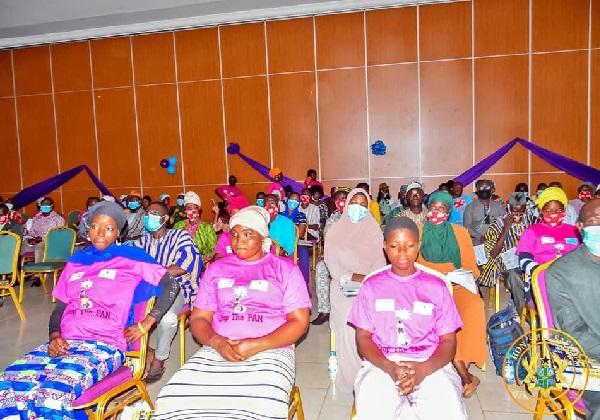 About 100,000 Girls Are Engaged In Kayayei- Otiko Djaba