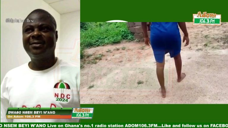 NDC official accused of incest, abortion breaks silence [Video]