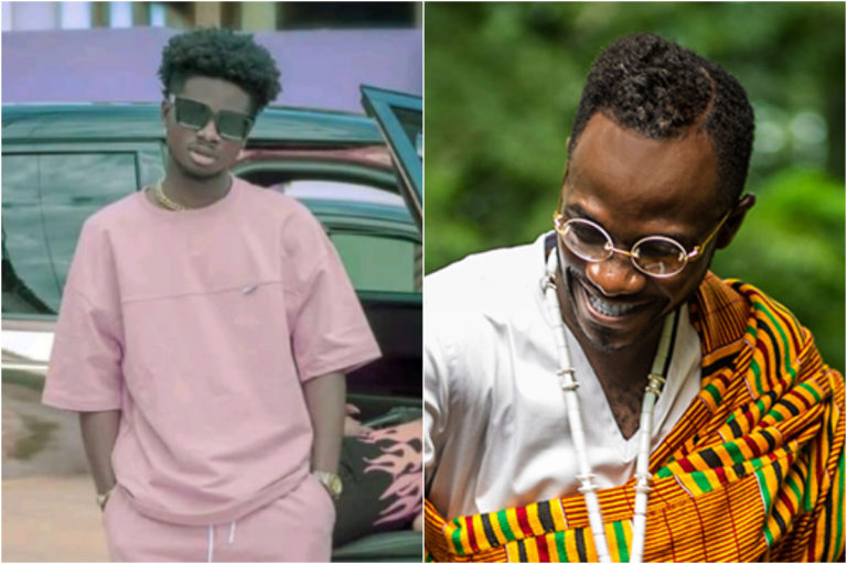 Kuami Eugene Told Me My Ideas Are Outmoded – OKyeame Kwame Reveals