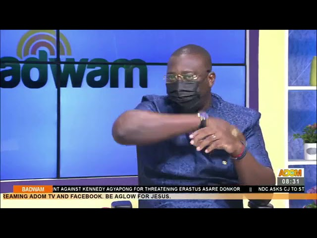 NDC to deal with mass Law School exams failures – Chief Biney [Video]
