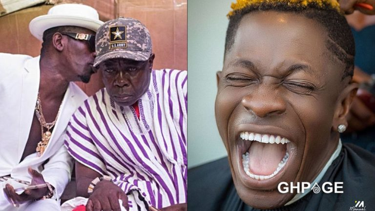 Shatta Wale is nowhere to be found – Father Shatta Capo claims