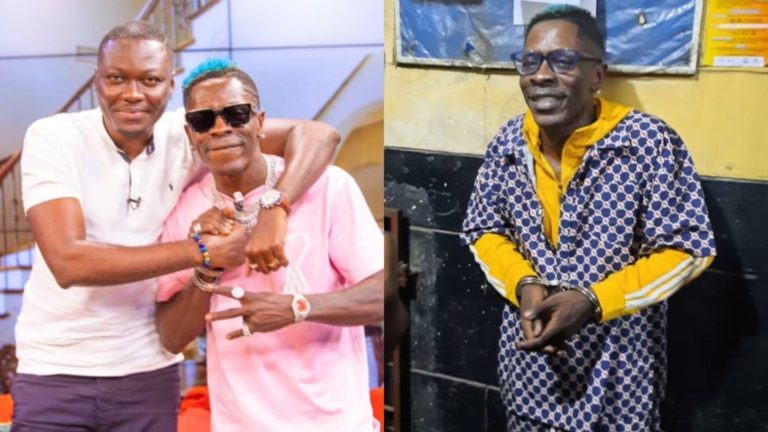 Those Around Shatta Wale Should Have Told Him He Was Going Too Far- Arnold Asamoah Baidoo